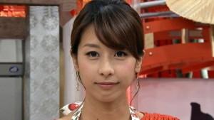 加藤綾子 かわいい