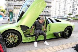 芸能人愛車 有名人車