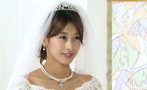 加藤綾子 結婚