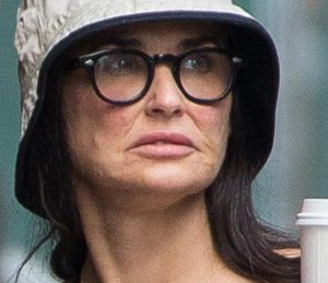 Demi-Moore-plastic-surgery-july-2015