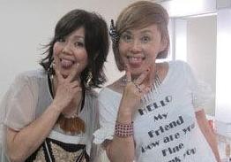 小川菜摘と野沢直子